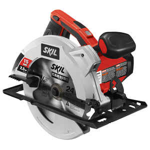 SKILSAW  7-1/4 in. Corded  15 amps Circular Saw  Kit  5300 rpm