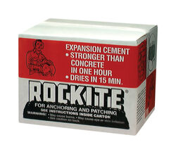 Rockite Anchoring Cement 25 lb.