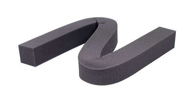 M-D Building Products  Gray  Foam  Weather Stripping  For Air Conditioner 42 in. L x 2-1/4 in.