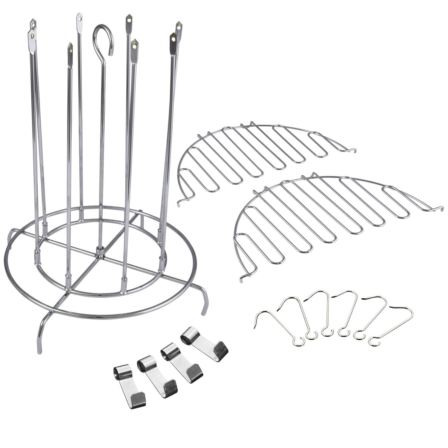 Char-Broil  Big Easy  Cold Rolled Steel  Turkey Fryer Kit  16 lbs.