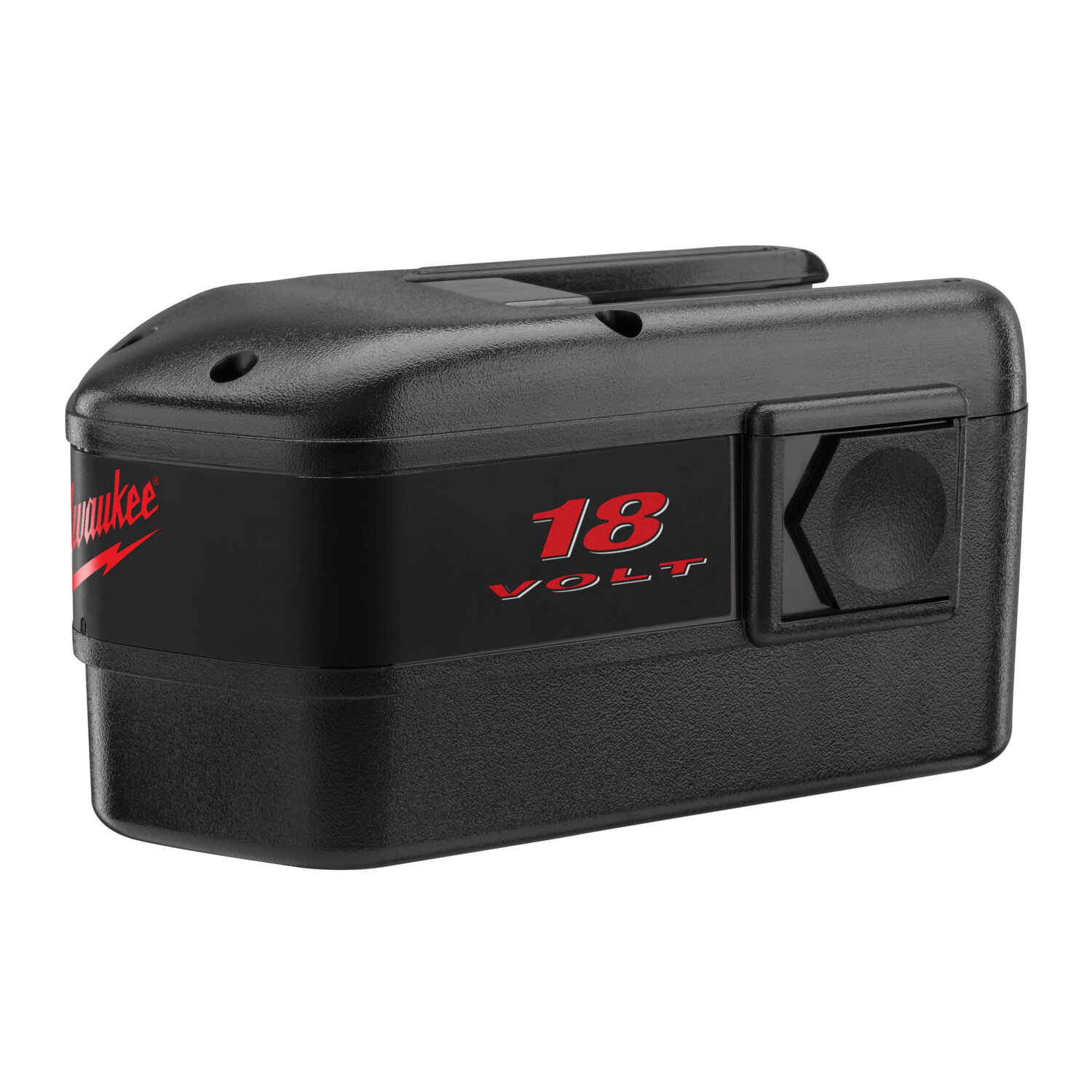 Milwaukee  18 volt 2.4 Ah Ni-Cad  Battery Pack  1 pc.