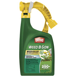 Ortho  Weed B Gon  Weed Killer  RTS Hose-End Concentrate  32 oz.