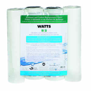 Watts  Replacement Water Filter  For Under Sink 3000 gal.