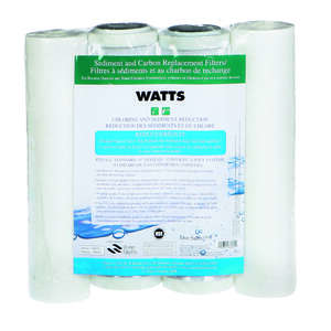 Watts  Replacement Water Filter  For Under Sink 3000