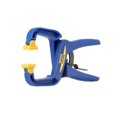 Irwin Quick-Grip 1-1/2 in. D Locking Handi-Clamp 1 pc.