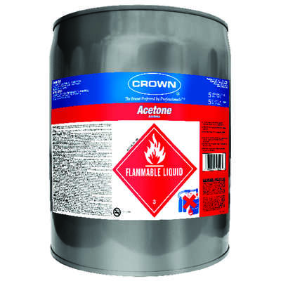 Crown  Acetone  5 gal.