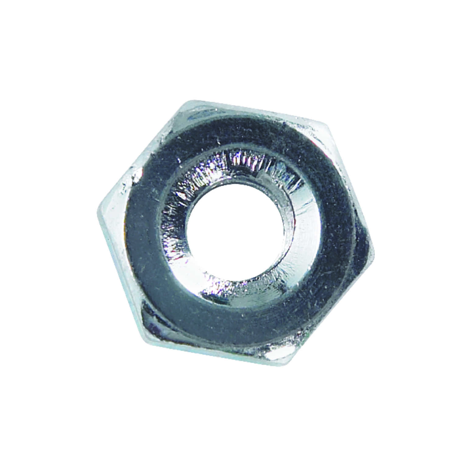 Hillman  8 in. Zinc-Plated  Steel  SAE  Screw Nut  100 pk