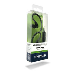 Koss Wireless Bluetooth FitClips Headphones 1 pk
