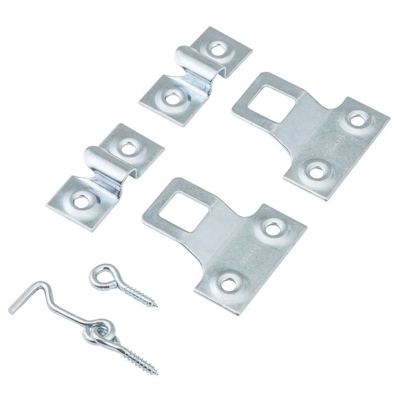 National Hardware  Zinc-Plated  Steel  Sash Hanger  1 pk