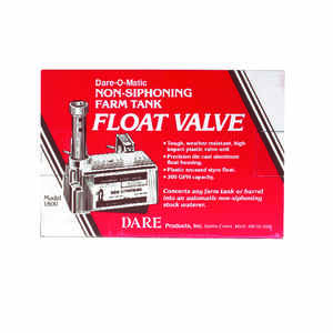 Dare Products  Aluminum  Float Valve