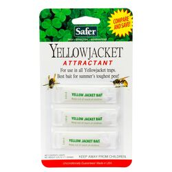 Safer Brand Yellow Jacket Attractant 0.25 oz.