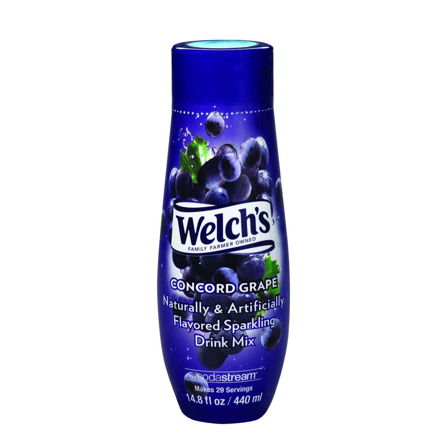 Sodastream  Welchs  Concord Grape  Soda Mix  14.8 oz. 1 pk