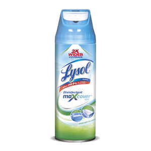 Lysol  MaxCover  Garden After Rain Scent Disinfectant  12.5 oz. Spray