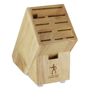 Zwilling Henckels  Wood  Knife Storage Block  1 pc.