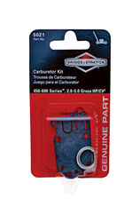 Briggs & Stratton  Carburetor Kit  1 pk