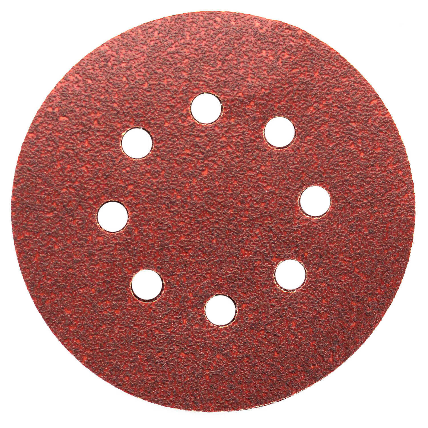 Ace  5 in. Aluminum Oxide  Hook and Loop  Sanding Disc  60 Grit Coarse  15 pk