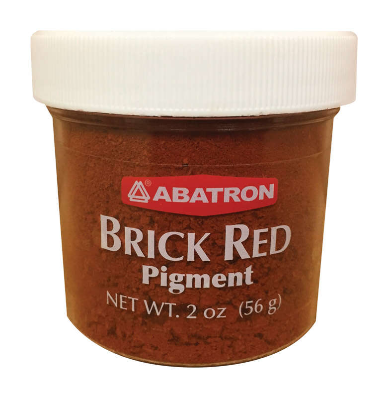 Abatron Brick Red Pigment 2 oz.