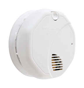 First Alert  Battery  Ionization / Photoelectric Sensor  Smoke and Fire Alarm