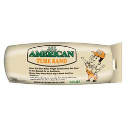 All American Multicolored Tube Sand 40 lb.