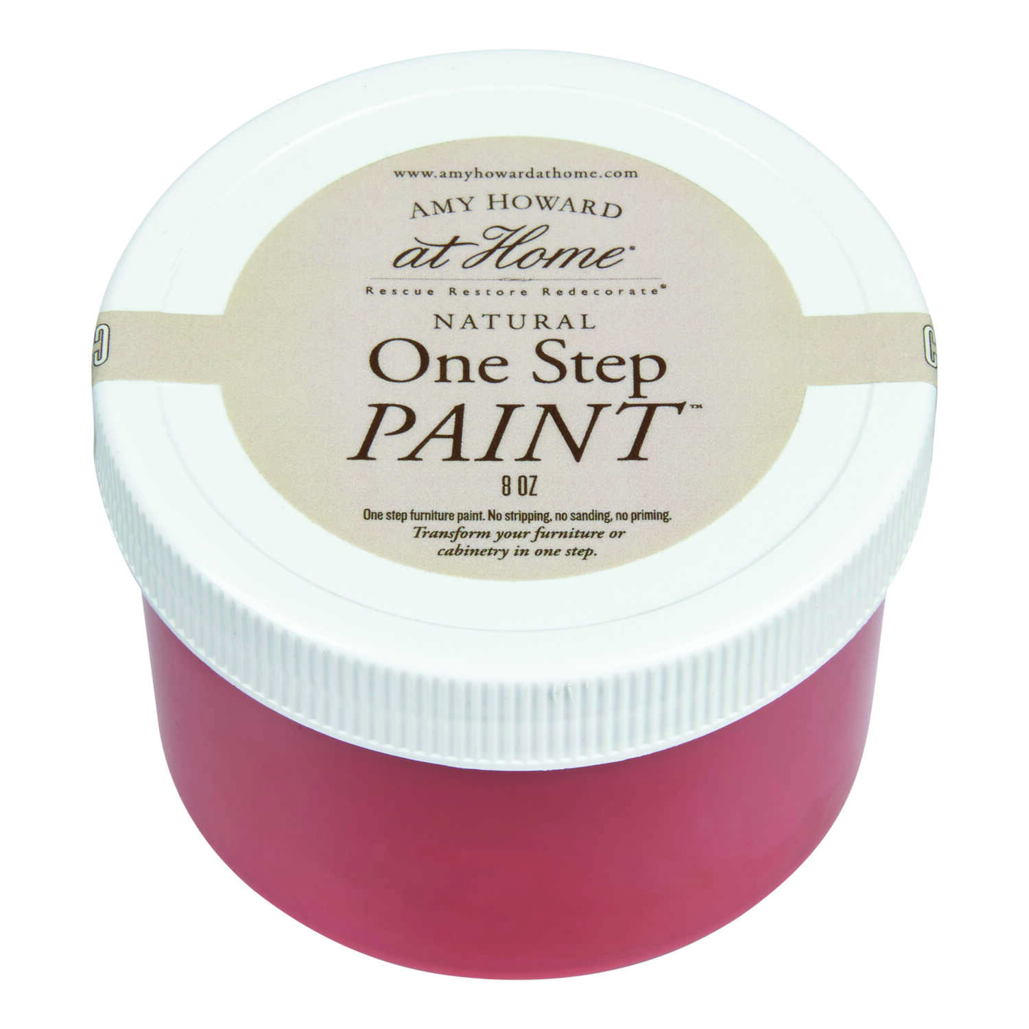 Amy Howard at Home  Flat Chalky Finish  One Step Paint  8 oz. Charm School