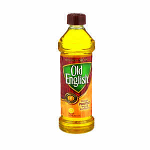 Old English  Lemon Scent Lemon Oil  16 oz. Liquid