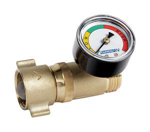 Camco  Water Pressure Regulator  1 pk