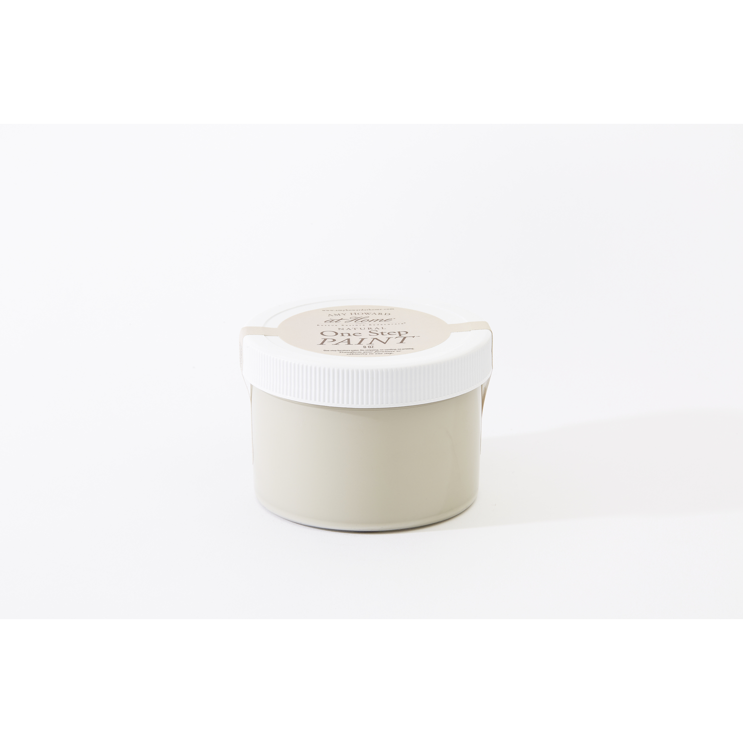 Amy Howard at Home  Hugo Gray  Latex  One Step Furniture Paint  8 oz.