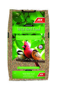 Ace  Assorted Species  Wild Bird Food  Millet and Milo  20 lb.