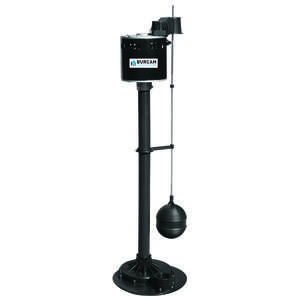 Burcam  1/3 hp 3000 gph Thermoplastic  Column Sump Pump