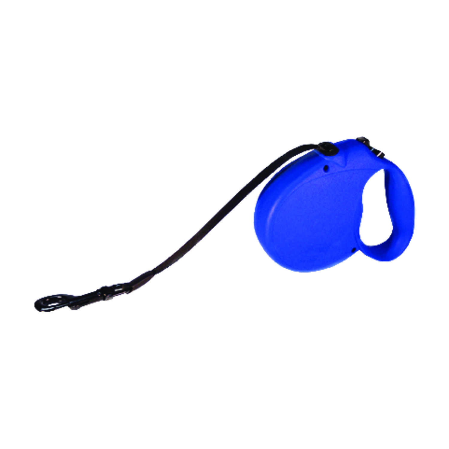 Flexi  Blue  Nylon  Retractable Leash  Large