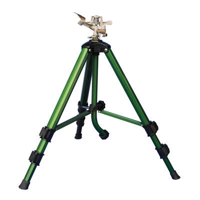 Ace  Aluminum  Tripod Base  Impulse Sprinkler  6358 sq. ft.