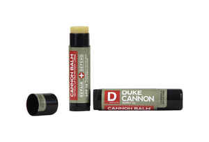 Duke Cannon  Mint Scent Lip Balm  0.56 oz. 1 pk
