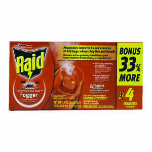 Raid  Deep Reach  Fogger  1.5 oz.