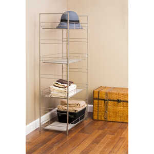 Grayline  Gray  Steel  Shelving Unit