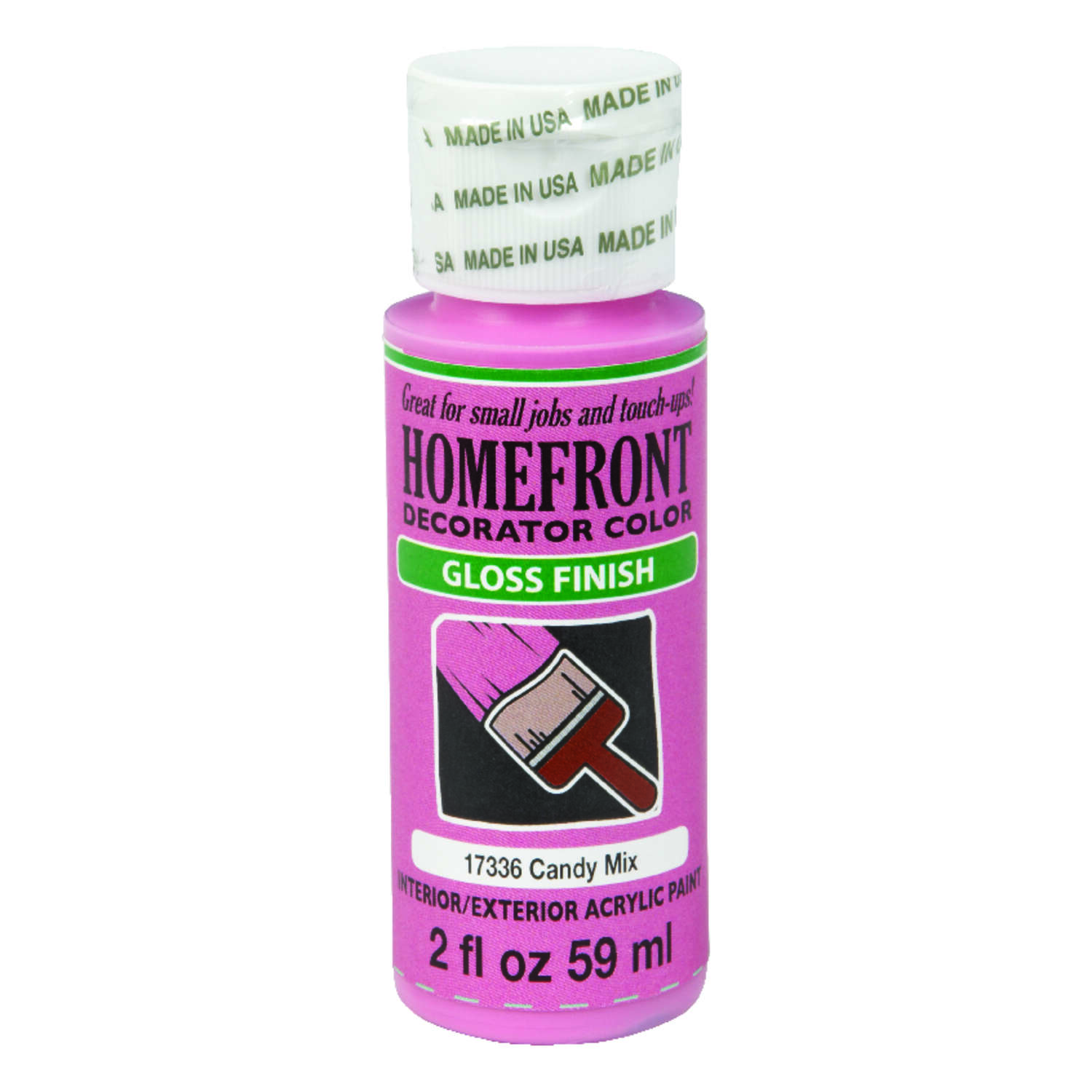 Homefront  Gloss  Candy Mix  Hobby Paint  2 oz.