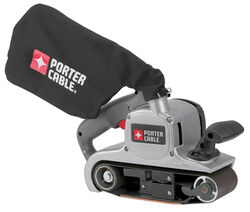 Porter Cable  21 in. L x 3 in. W Corded  Belt Sander  Bare Tool  8 amps 120 volt 1300 foot per minut