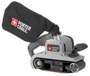 Porter Cable  21 in. L x 3 in. W Corded  Belt Sander  8  120 volt 1300 FPM
