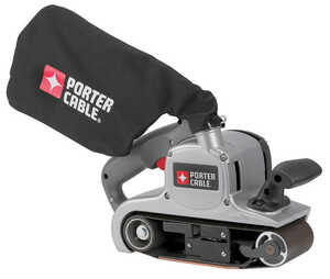 Porter Cable  21 in. L x 3 in. W Corded  Belt Sander  8  1300 ft/min 120 volt