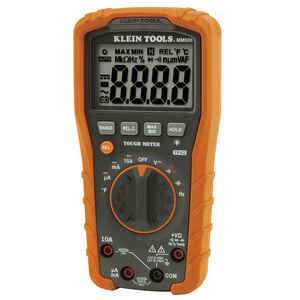 Klein Tools  Tough Meter  Automatic  LCD  Multimeter  1 pk