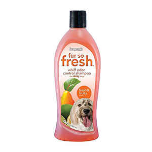 Sergeant's  Fur So Fresh  For Dog Shampoo  21.8 oz.