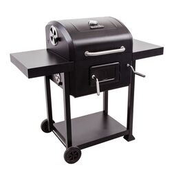 Char-Broil  Performance  Charcoal  Grill  Black  48 in.