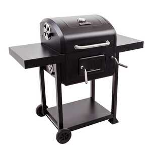 Char-Broil  Performance  47.9 in. W Grill  Charcoal  Black
