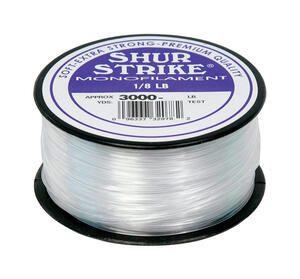 Shur Strike  30 lb. Fishing Line  185 yd.