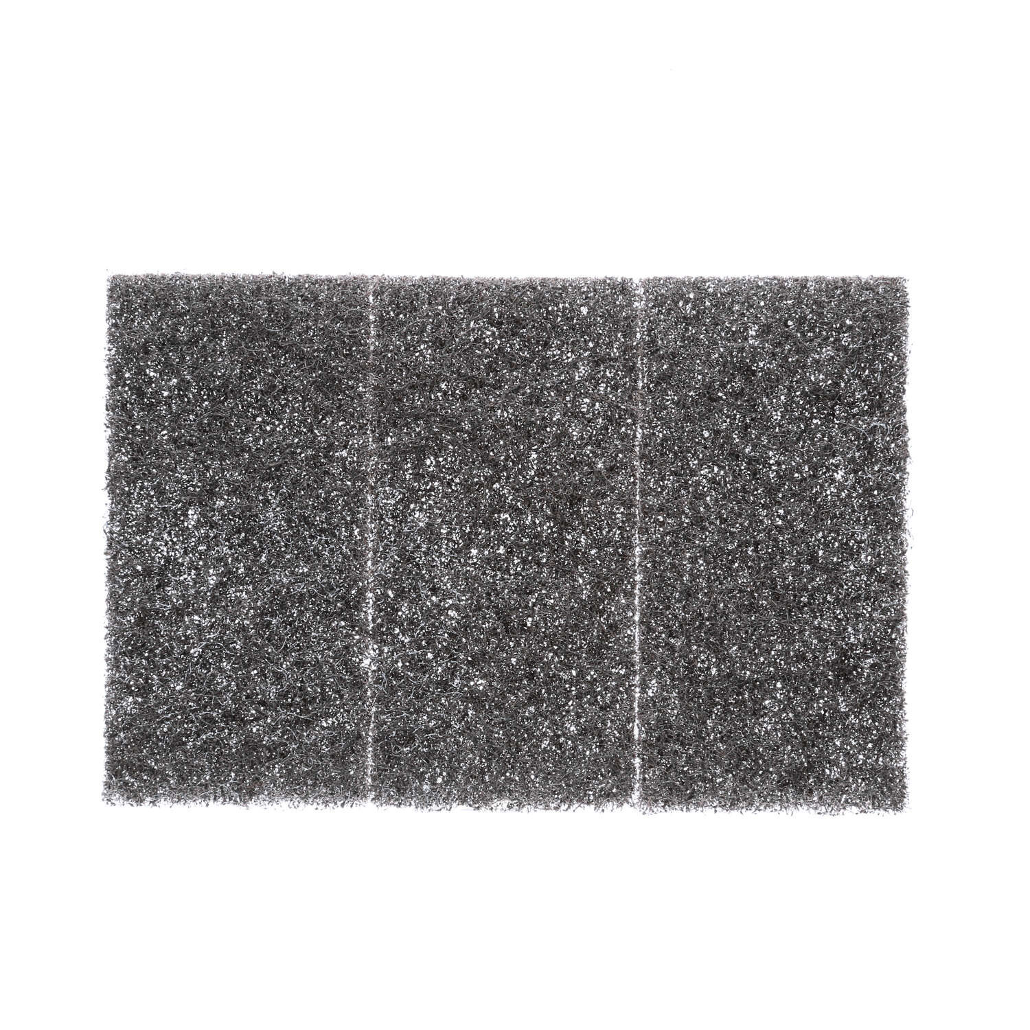 3M  2 Grade Medium  Steel Wool Pad  6 pk