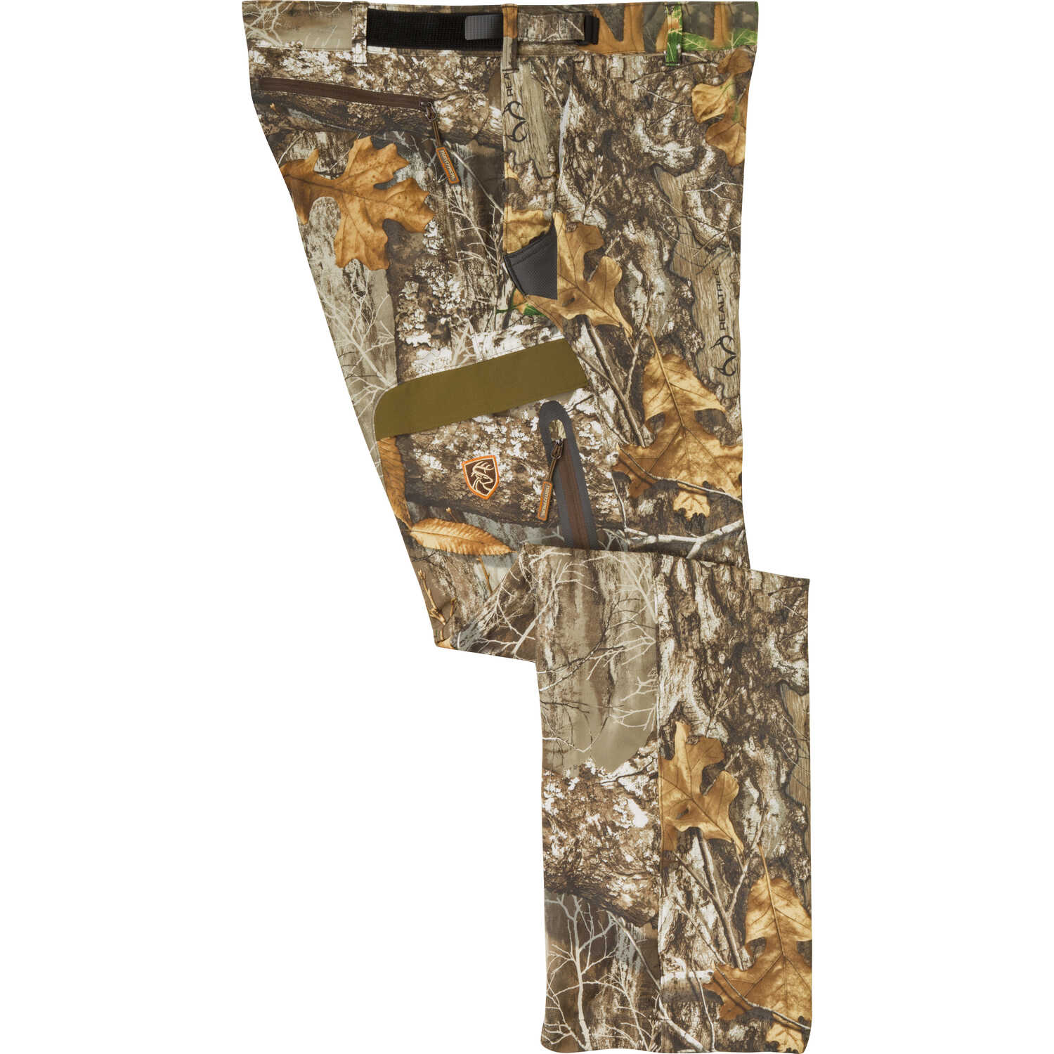 Drake  Camo Tech  Medium  Men's  Realtree Edge  Hunting Pants