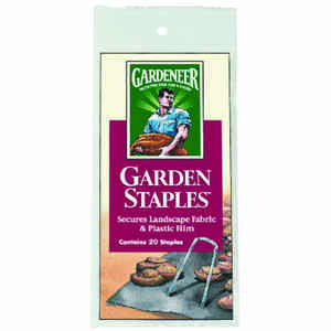 Easy Gardener  4.5 in. W Garden Staples