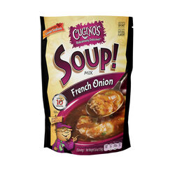 Cugino's  French Onion  Dry Soup Mix  5.6 oz  Pouch