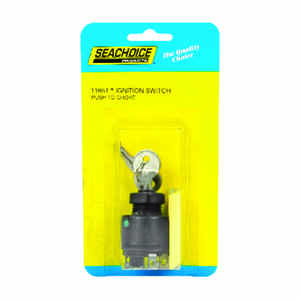Seachoice  Ignition Starter Switch  Delrin