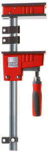 Bessey  24 in.  Steel  Parallel Clamp  1500 lb. 1 pc.