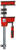 Bessey  K-Body  24 in.  x 3-3/4 in. D Parallel Clamp  1500 lb.